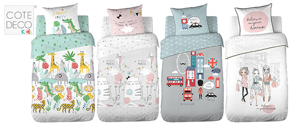 Kids bed sets- on stock